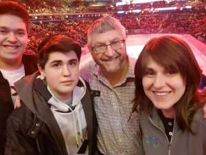 Jason attended Red Hot Hockey - Boston University vs. Cornell - NCAA Hockey on Nov 30th 2019 via VetTix