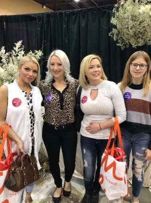 Sommer attended Arizona Bridal Show on Jan 11th 2020 via VetTix