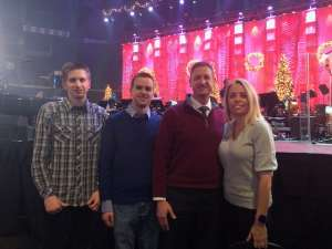 Kurt  attended Amy Grant & Michael W. Smith on Dec 1st 2019 via VetTix