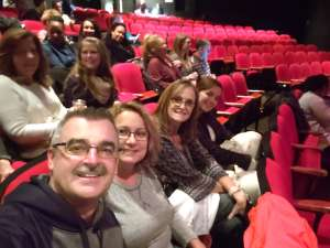 Gerald  attended Twas a Girls Night Before Christmas on Dec 7th 2019 via VetTix