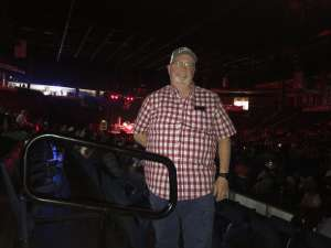 Steven attended Cody Jinks on Jan 10th 2020 via VetTix