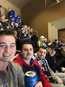 Brian attended New York Rangers vs. Vegas Golden Knights - NHL on Dec 2nd 2019 via VetTix
