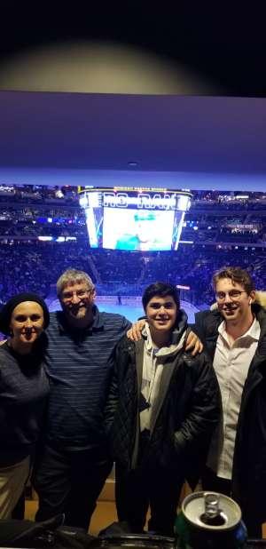 Jason attended New York Rangers vs. Vegas Golden Knights - NHL on Dec 2nd 2019 via VetTix