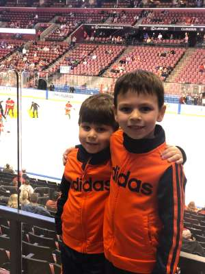 Luis attended Florida Panthers vs. Minnesota Wild - NHL on Dec 3rd 2019 via VetTix