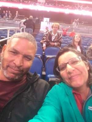 LISA attended Orlando Solar Bears vs. Atlanta Gladiators - ECHL on Dec 6th 2019 via VetTix