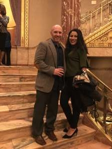 joshua attended Bronfman Plays Mozart - Presented by the Cleveland Orchestra on Jan 11th 2020 via VetTix
