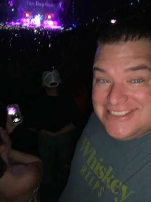 Terrence attended Five Finger Death Punch on Dec 6th 2019 via VetTix