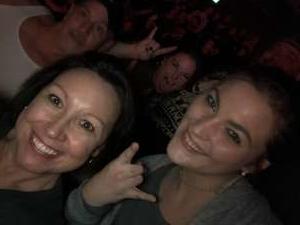 Rebecca attended Five Finger Death Punch on Dec 6th 2019 via VetTix