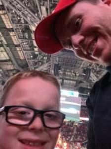 Joel attended Houston Rockets vs. Denver Nuggets - NBA ** James Harden and Adidas Basketball ** on Jan 22nd 2020 via VetTix