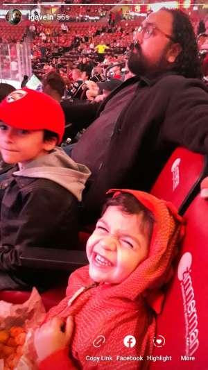 Kathie attended Florida Panthers vs. Columbus Blue Jackets - NHL on Dec 7th 2019 via VetTix
