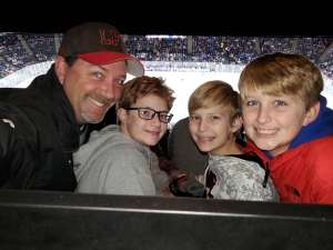 Dan attended New York Islanders vs. Vegas Golden Knights - NHL on Dec 5th 2019 via VetTix