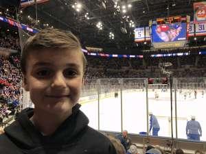 Daniel attended New York Islanders vs. Vegas Golden Knights - NHL on Dec 5th 2019 via VetTix
