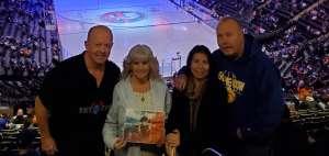 Stew attended New York Islanders vs. Vegas Golden Knights - NHL on Dec 5th 2019 via VetTix