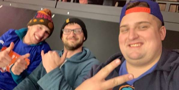 Scott attended New York Islanders vs. Vegas Golden Knights - NHL on Dec 5th 2019 via VetTix