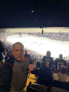 John attended New York Islanders vs. Vegas Golden Knights - NHL on Dec 5th 2019 via VetTix