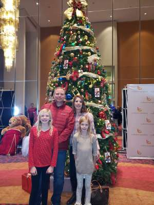 Richard attended The Phoenix Symphony Presents Home Alone in Concert on Dec 6th 2019 via VetTix