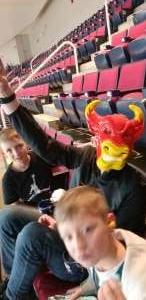 Ryan attended Monster Jam on Jan 11th 2020 via VetTix