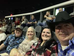 Joshua attended George Strait - Live in Concert on Dec 6th 2019 via VetTix