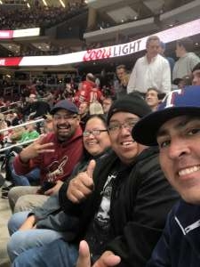 Click To Read More Feedback from Arizona Coyotes vs. Chicago Blackhawks - NHL