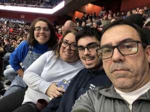 Paul(current LEO) attended New England Black Wolves vs. Philadelphia Wings - National Lacrosse League on Jan 18th 2020 via VetTix