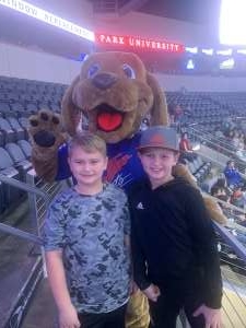 Jeff attended Kansas City Comets vs. Milwaukee Wave - Major Arena Soccer League on Feb 21st 2020 via VetTix