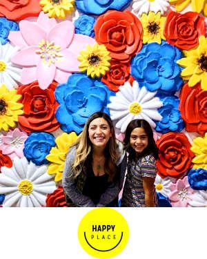 Alyssa attended Happy Place - Las Vegas on Jan 8th 2020 via VetTix