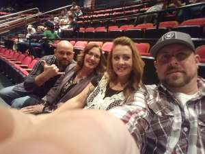 Chris G attended Country Unplugged on Mar 8th 2020 via VetTix