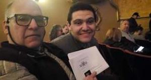 Ken attended Friday Night Jokers ft. John Pizzi on Jan 24th 2020 via VetTix
