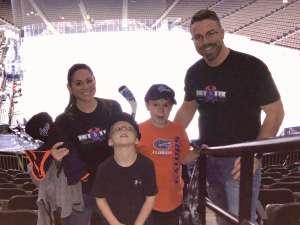 Ryan attended Jacksonville Icemen vs. Brampton Beast - ECHL on Jan 11th 2020 via VetTix