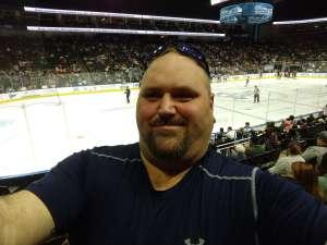 Robert attended Jacksonville Icemen vs. Brampton Beast - ECHL on Jan 11th 2020 via VetTix