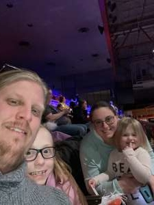 Dallas attended Paw Patrol Live - Race to the Rescue on Jan 14th 2020 via VetTix