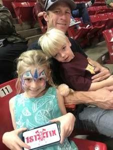 Patrick attended Arizona State University Sun Devils vs. UCLA Bruins - NCAA Gymnastics ** Honor Row ** on Feb 15th 2020 via VetTix