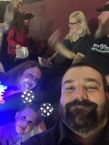 Matthew attended Disney on Ice Presents Road Trip on Jan 10th 2020 via VetTix