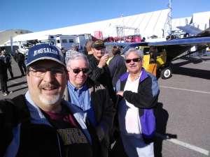 Howard attended 49th Annual Barrett-Jackson Auction on Jan 11th 2020 via VetTix