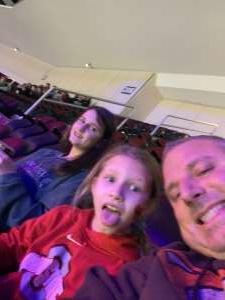 Frederick attended Cleveland Cavaliers vs. Detroit Pistons - NBA on Jan 7th 2020 via VetTix