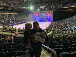 Cayla attended Disney on Ice: Celebrate Memories on Jan 23rd 2020 via VetTix