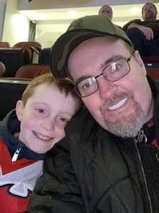 Charles attended New Jersey Devils vs. New York Islanders - NHL on Jan 7th 2020 via VetTix