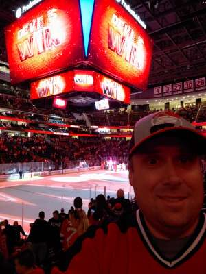 Kyle attended New Jersey Devils vs. Tampa Bay Lightning - NHL on Jan 12th 2020 via VetTix