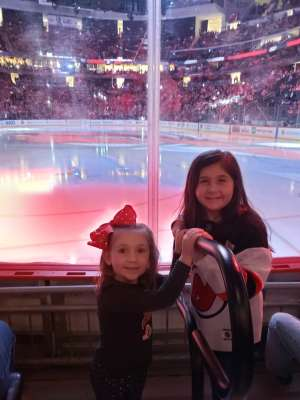 Ryan attended New Jersey Devils vs. Tampa Bay Lightning - NHL on Jan 12th 2020 via VetTix