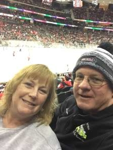 John attended New Jersey Devils vs. Tampa Bay Lightning - NHL on Jan 12th 2020 via VetTix