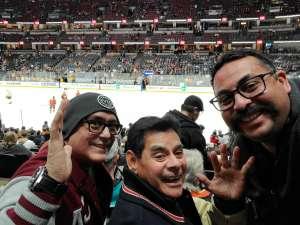 Luis attended Anaheim Ducks vs. Nashville Predators - NHL on Jan 5th 2020 via VetTix