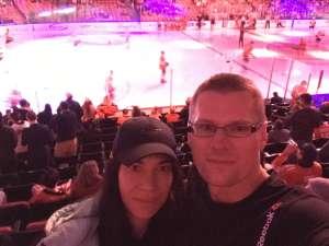 Michal attended Florida Panthers vs. Arizona Coyotes - NHL on Jan 7th 2020 via VetTix