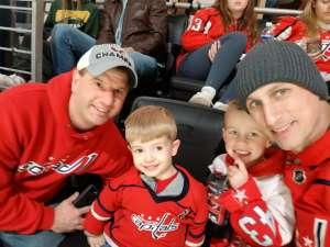 Dustin attended Washington Capitals vs. Ottawa Senators - NHL on Jan 7th 2020 via VetTix