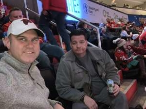 Richard attended Washington Capitals vs. Ottawa Senators - NHL on Jan 7th 2020 via VetTix