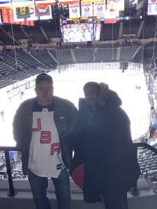 Abul attended New York Islanders vs. Colorado Avalanche - NHL on Jan 6th 2020 via VetTix