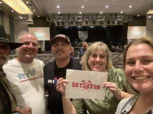 Cami attended George Thorogood & the Destroyers on Jan 10th 2020 via VetTix