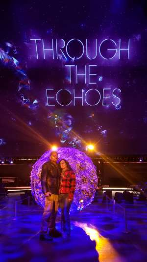 Valerie attended Through the Echoes on Jan 19th 2020 via VetTix