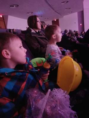janelle attended PAW Patrol Live!: Race to the Rescue on Jan 8th 2020 via VetTix