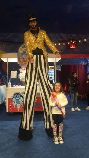 Frank attended Big Apple Circus - Lincoln Center on Jan 16th 2020 via VetTix