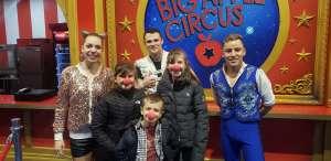 Michael attended Big Apple Circus - Lincoln Center on Jan 17th 2020 via VetTix